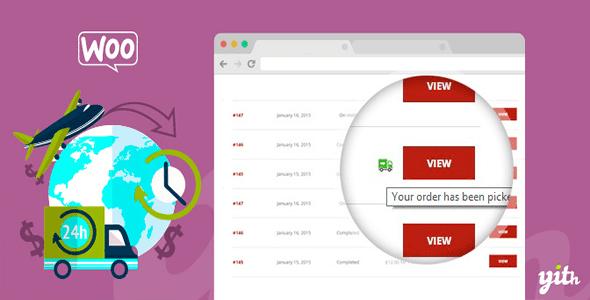 WooCommerce Order Tracking v1.1.8
