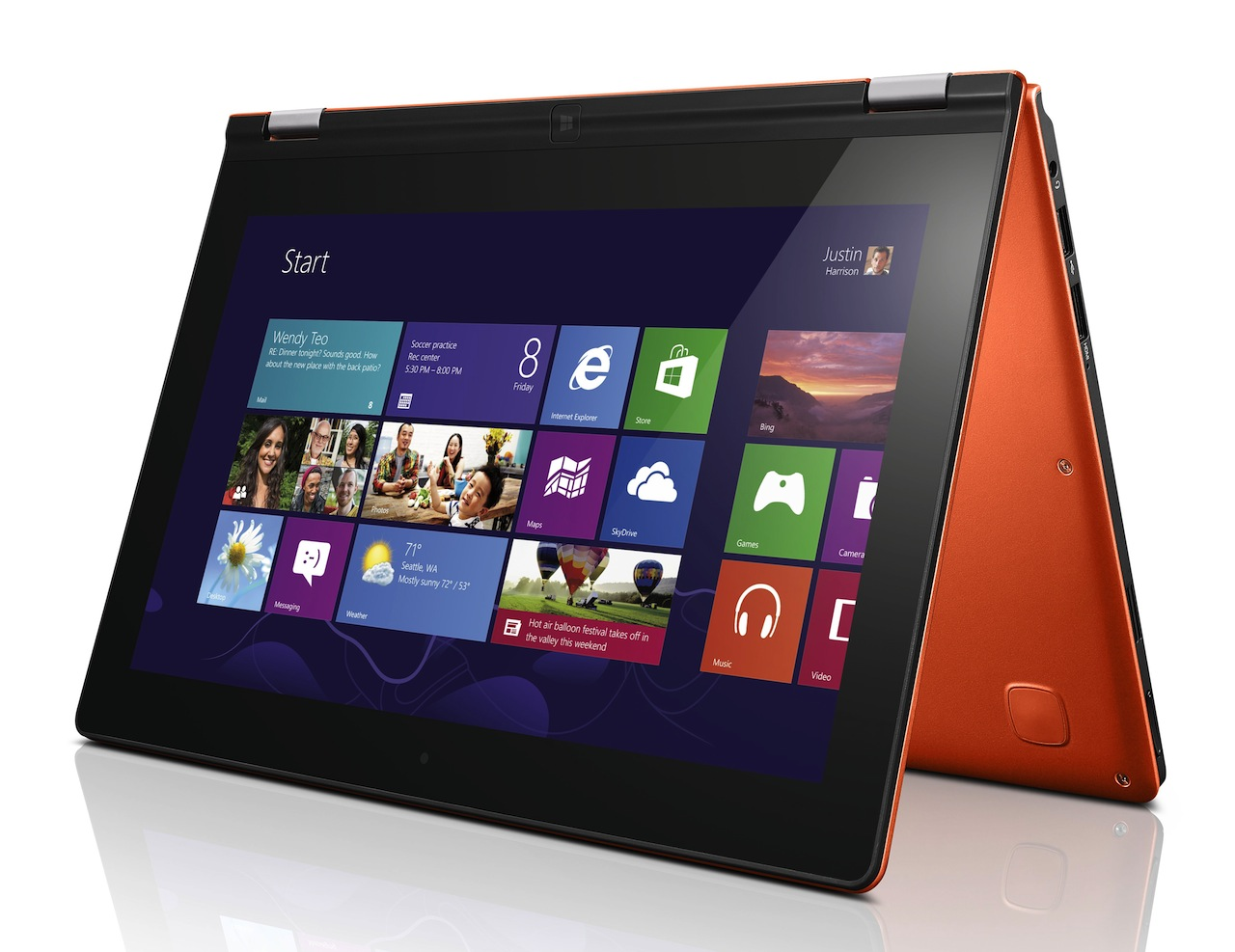 Lenovo ideapad yoga 11 touchscreen arm book