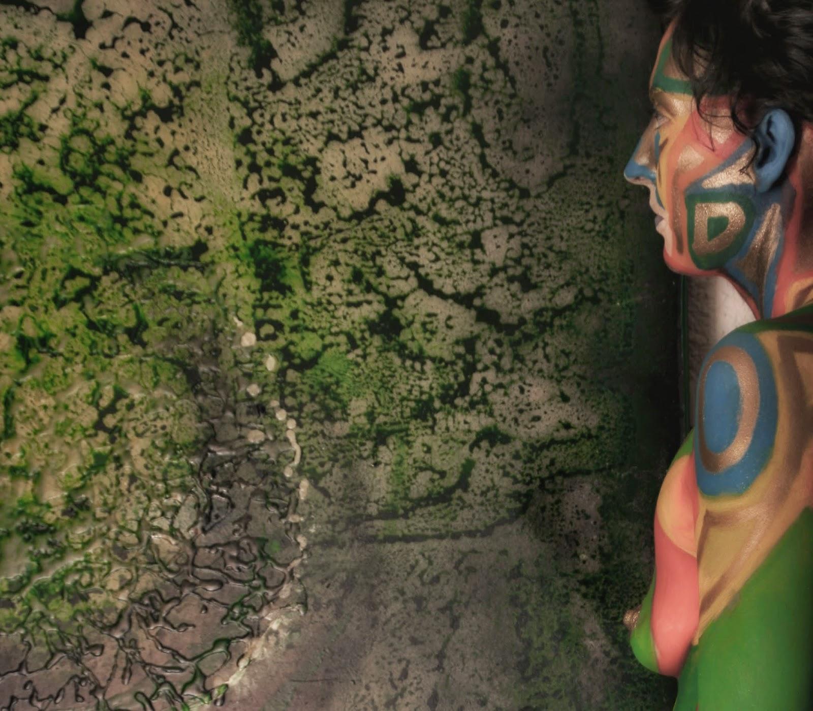 Retrospectiva 2007  Georges Ward Body Paint BodyPaint