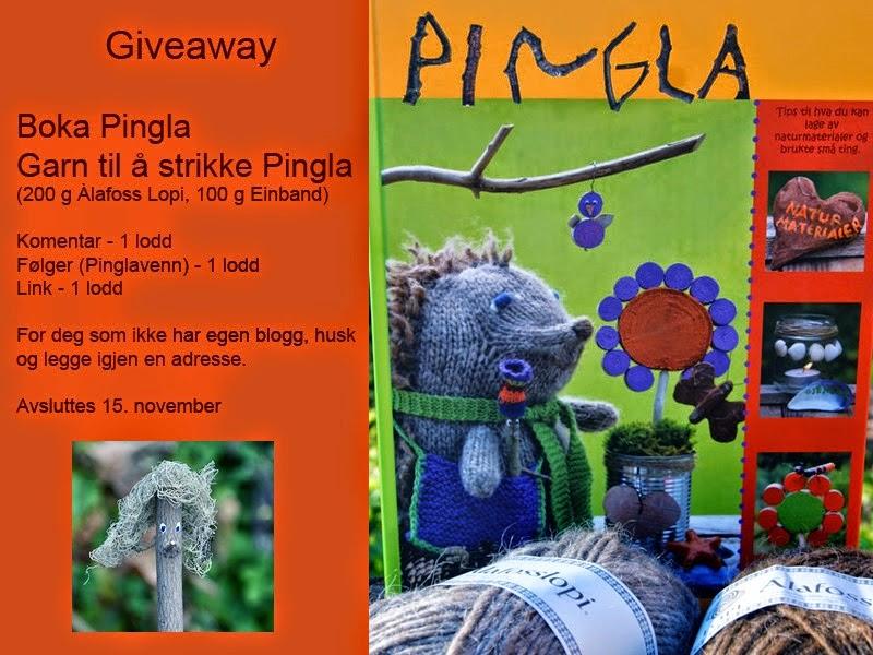 Pingla blogg