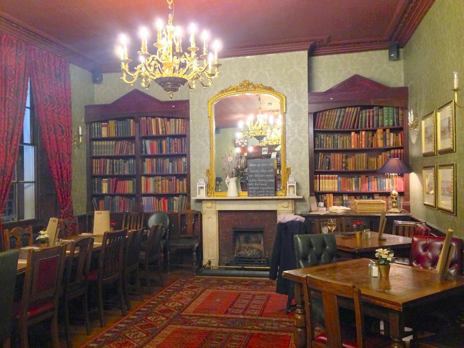 British pub in Belgravia, London
