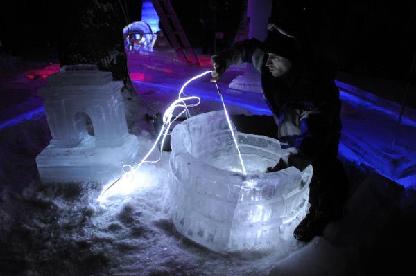 Moscu hielo