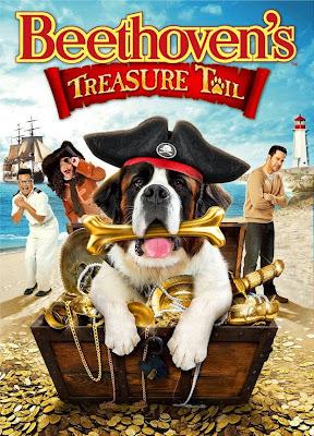 Beethoven y el Tesoro del Pirata (2014) Dvdrip Latino [Comedia]