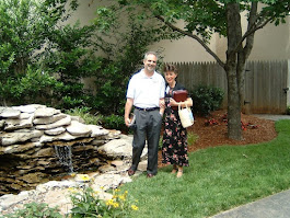 Piper and I at Rhema in 2003