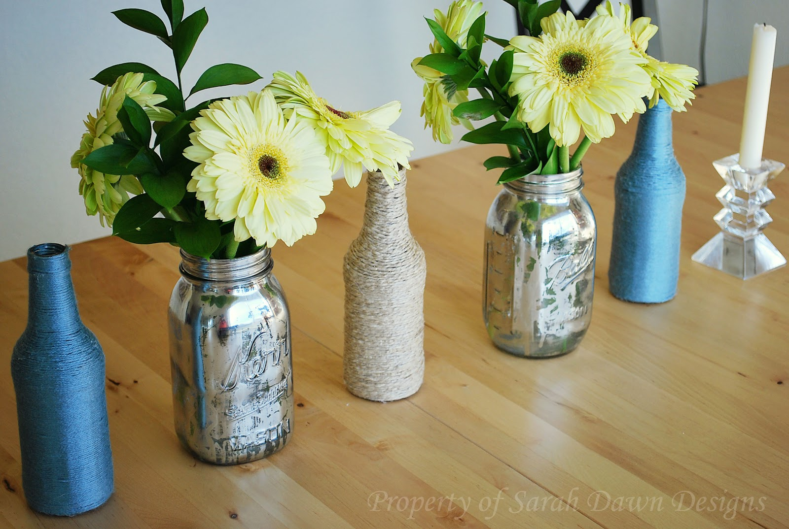 Sarah dawn designs upcycling ideas for the home dining for 4 h decoration ideas