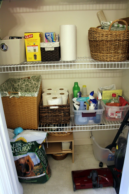 Basket Making Supplies Maine : Heart maine home organizing the bathroom closet