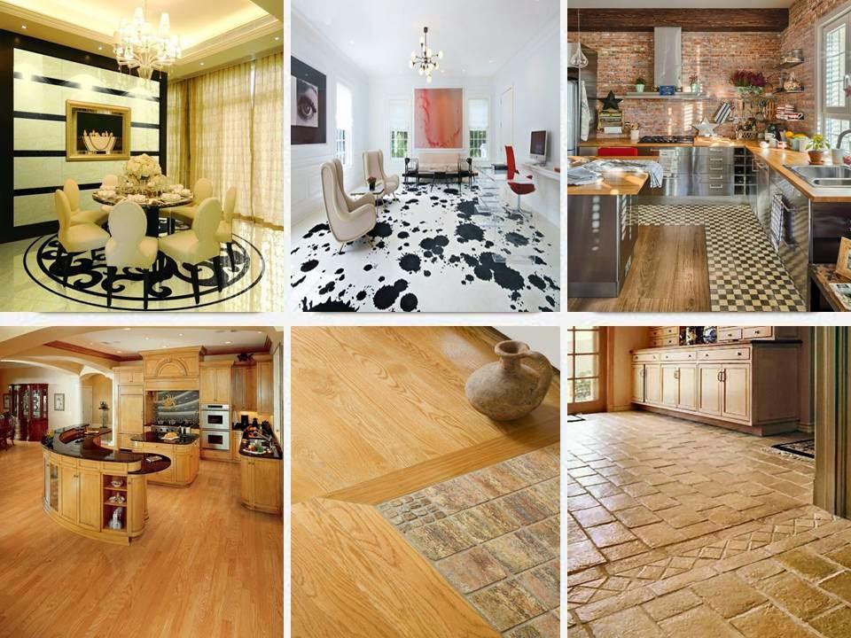 Home decor 20 creative floor design ideas for Home decor flooring ideas