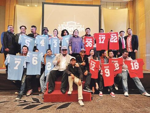 Malaysia, Berita, Gossip, Gosip, Hiburan, Selebriti, Artis Malaysia, Super Spontan, Persaingan, lebih, sengit