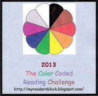 2013 Colour Coded Reading Challenge
