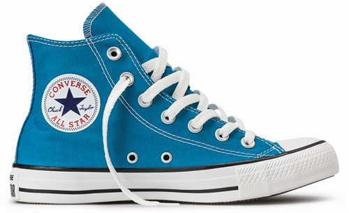 Converse Chuck Taylor All Star Seasonal Colors azul
