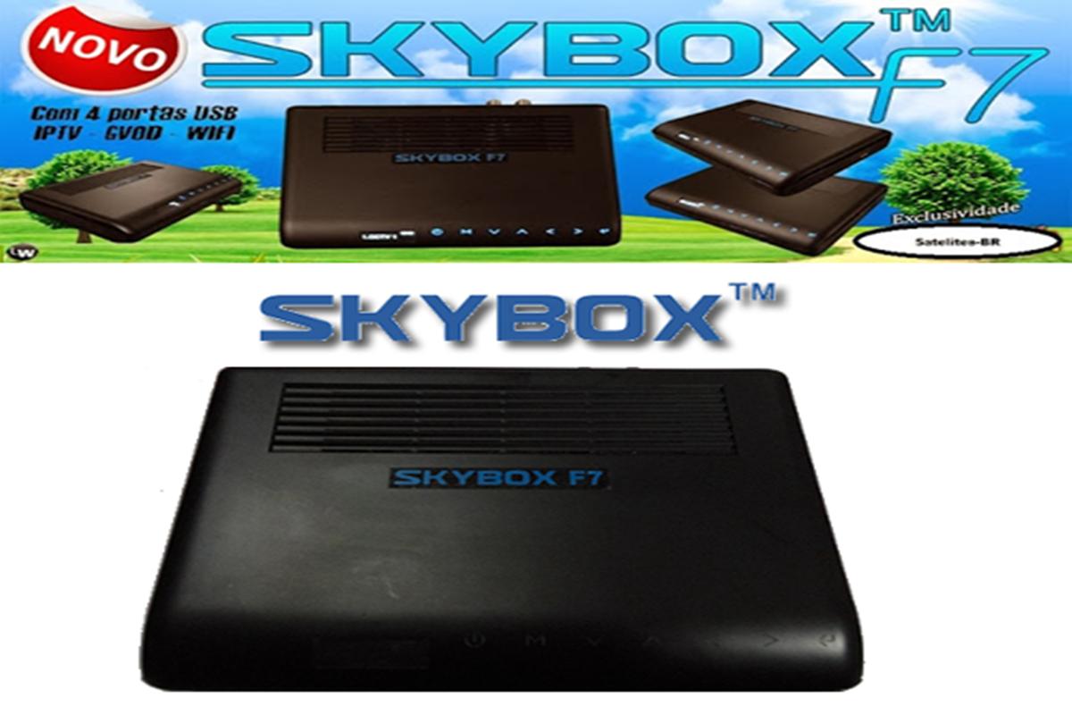 Resultado de imagem para SKYBOX F7