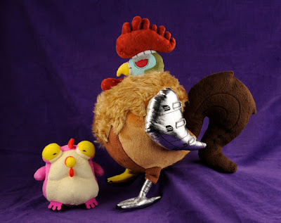 CHEW Poyo Plush Figure by Skelton Crew Studio