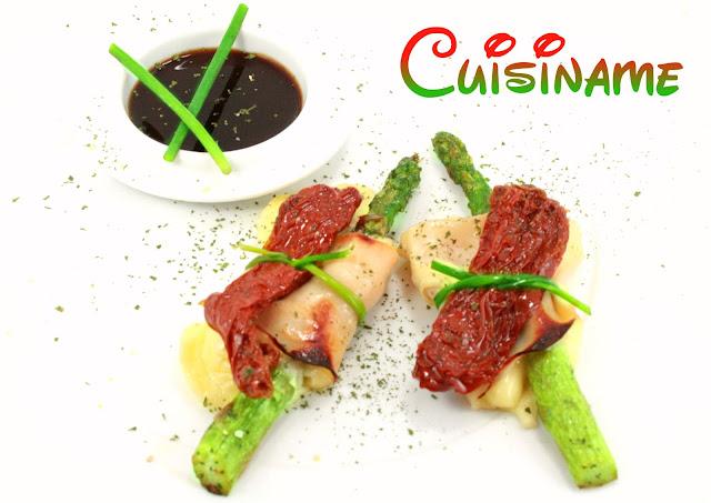 APPETIZER, APERITIVOS, aperitivos originales, espárragos, pavo, aperitivos fáciles, recetas de cocina, recetas originales, recetas caseras, recipes, yummy recipes, humor