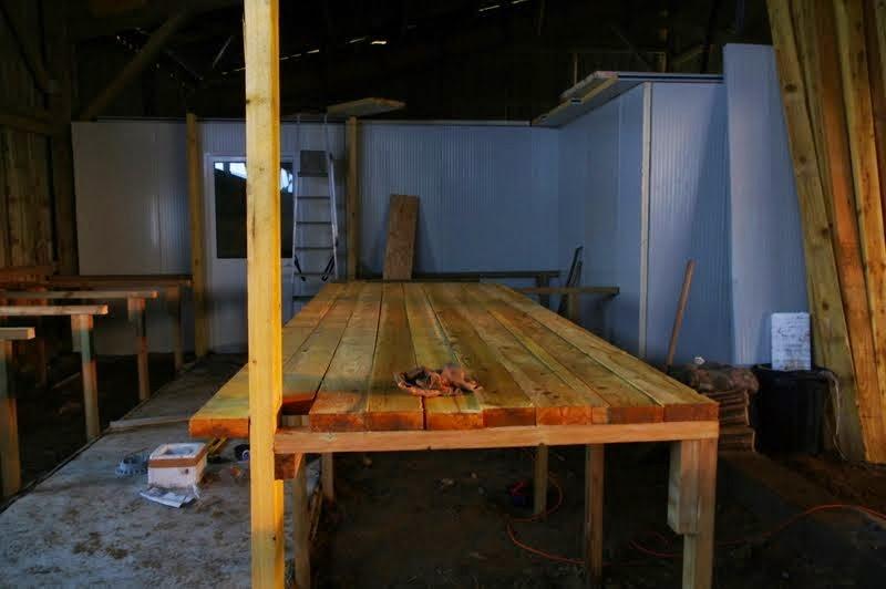 Les brebis de cravent comment construire un quai de traite pour ovins en bois - Comment nettoyer un citron traite ...