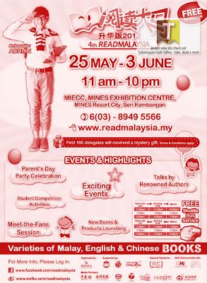 Read Malaysia Fair 2012