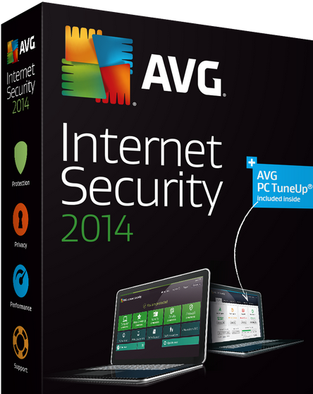 AVG Internet Security 2014 Final Full Key