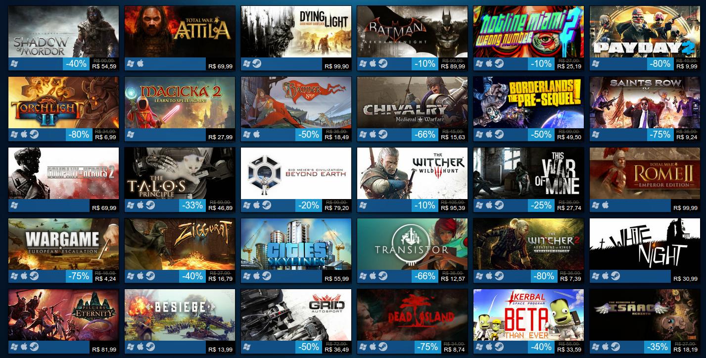 Melhores jogos para Linux 2015
