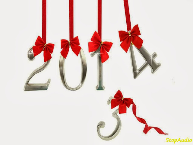 Happy New Year 2014 Greetings Wallpaper