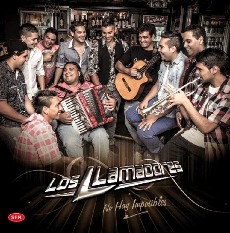 Los Llamadores - No Hay Imposibles (2014)