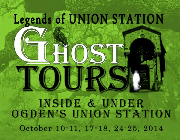 Legends of Union Station Ghost Tours