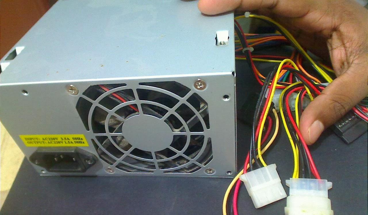 Computer Power Supply Repair Hindi - Car Owners Manual •