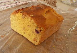 cattail bread