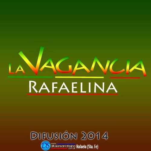 La Vagancia Rafaelina - Difusion (x2) - (Septiembre 2014)