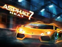 Download Game Android Asphalt 7 Heat APK+DATA