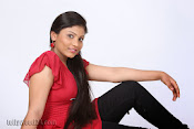Kothaga Rekkalochena Heroine Geethanjali Photo shoot-thumbnail-12