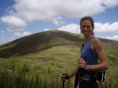 Jennifer Pharr Davis, overall Appalachian Trail record holder