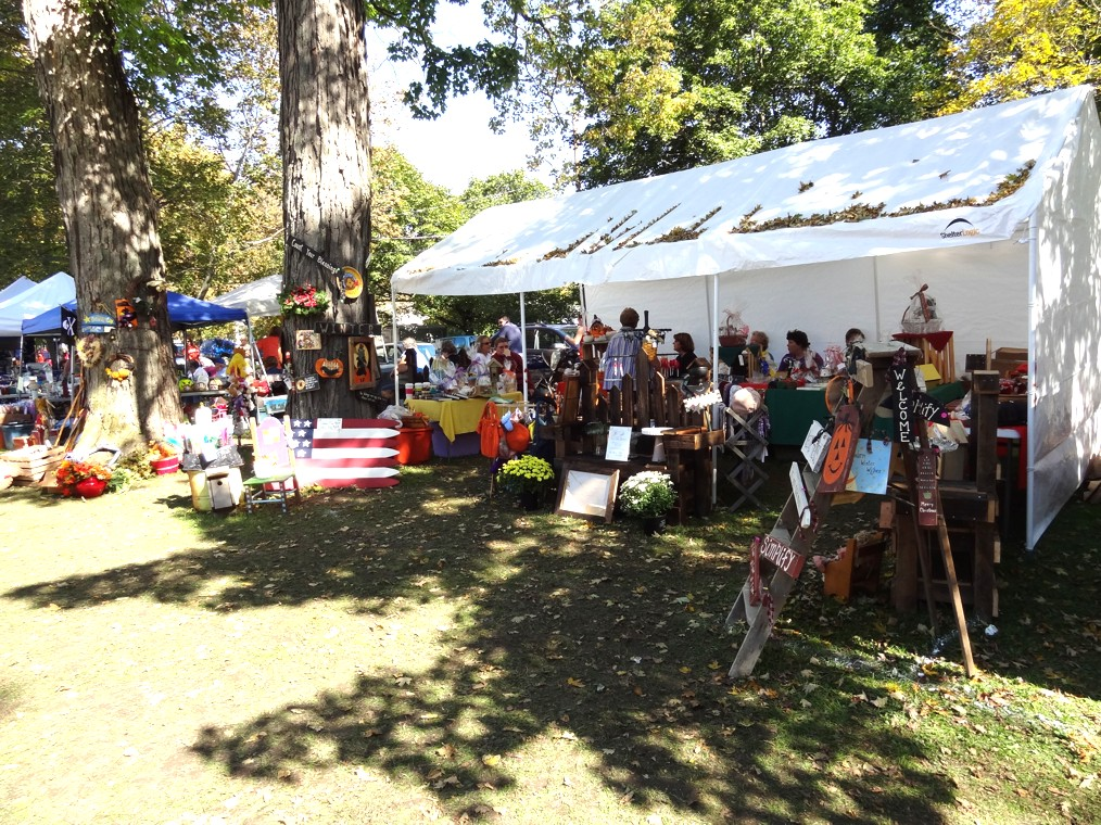 Cohocton fall foliage festival - part one