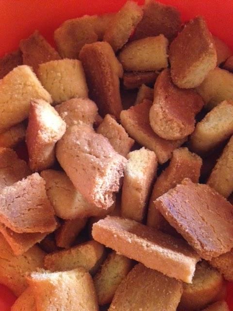 biscotti di riso (gluten free, nichel free, senza lievito)