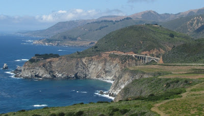 Pacific Coast Highway 1, Californien, USA