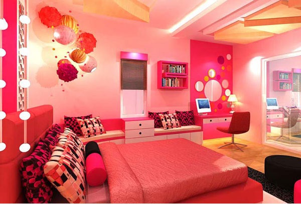 Belle chambre de fille design chambre de fille - Pics of beautiful room of girls ...