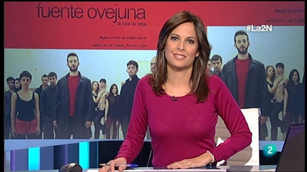 MARA TORRES, LA 2 NOTICIAS (11.11.13)