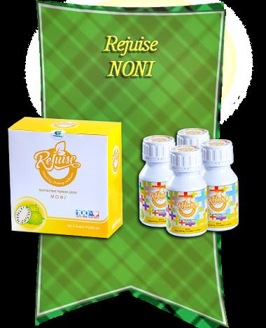 Top Brand Rejuise Noni (Fermentasi Mengkudu)