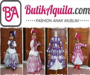 Model Baju Anak Muslimah