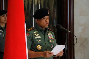 Panglima TNI : Sudah Saatnya Tingkatkan Kemampuan Angkatan Bersenjata Kita