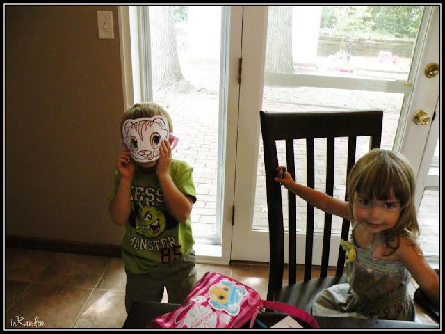 LeapFrog Tiger Mask