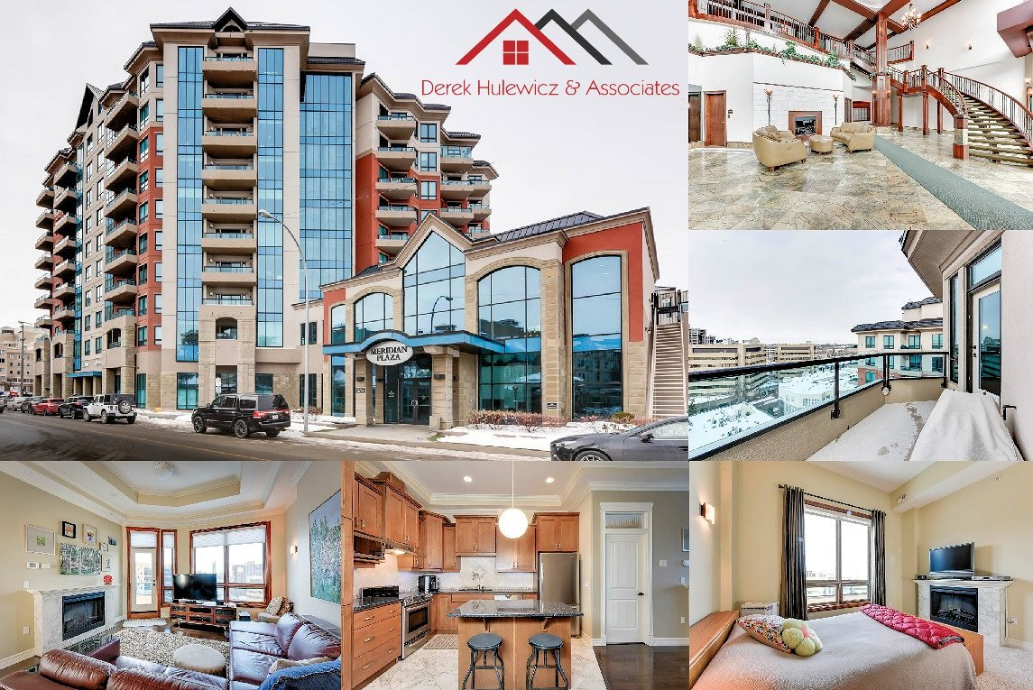 $565,000 Penthouse For Sale In Meridian Plaza