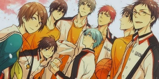 Kuroko's Basket, Anime Digital Network, Streaming,