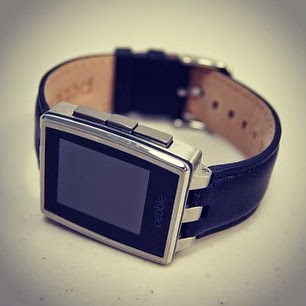 Jam Tangan Pebble Steel Brushed Stainless Steel