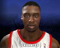NBA 2K14 Wesley Matthews Cyberface Mod