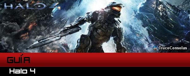 Guía Halo 4 XBox 360