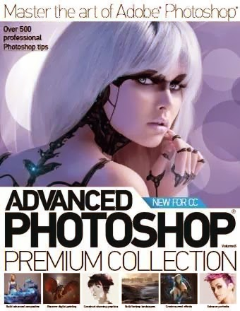 Advanced Photoshop The Premium Collection Vol.8