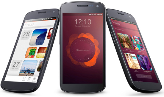 Ubuntu On SmartPhone