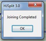 Cara Menggunakan HjSplit untuk join film
