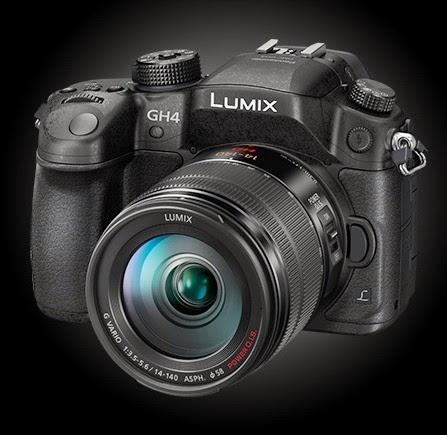 Spesifikasi dan Harga Kamera Mirrorless Panasonic Lumix DMC-GH4