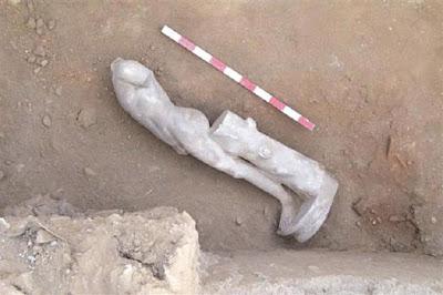Άγαλμα της ρωμαϊκής περιόδου βρέθηκε στη δυτική Τουρκία