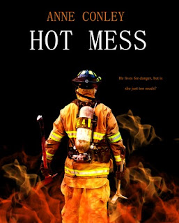 Release Day for Hot Mess by Anne Conley